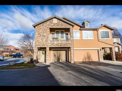 Pleasant Grove Condo For Sale: 1479 W 110 N
