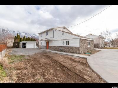 Orem Single Family Home For Sale: 432 N 1000 E