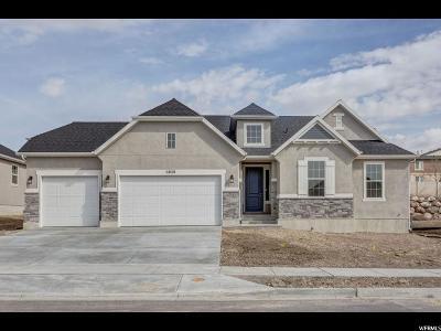 West Jordan Single Family Home For Sale: 6828 W Highline Park Dr
