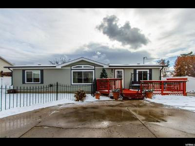 Orem Single Family Home For Sale: 849 W 1200 N