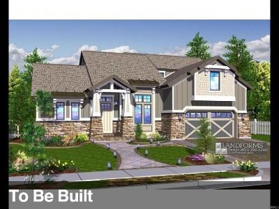 Riverton Single Family Home For Sale: 11958 S Kenadi View Way #208