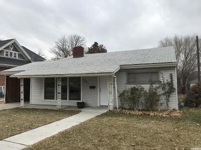 Brigham City Single Family Home For Sale: 152 S 200 E