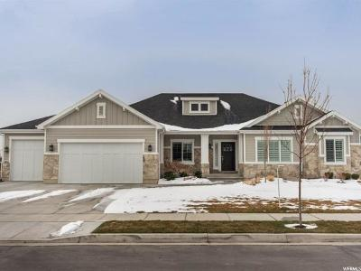 Kaysville Single Family Home For Sale: 1202 S Kentucky Derby Way