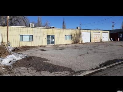 Commercial Under Contract: 535 E Main W