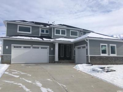 Spanish Fork Single Family Home For Sale: 2245 E Heritage Dr N