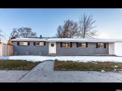 Provo Single Family Home For Sale: 280 E 2200 N