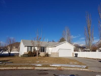 American Fork Single Family Home For Sale: 468 480 W