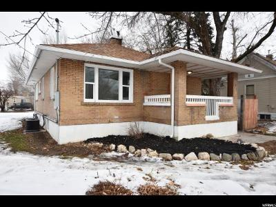 Weber County Single Family Home For Sale: 304 4th St