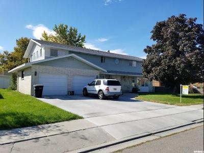 Provo Single Family Home For Sale: 1309 N Grand Ave W