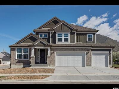 Mapleton Single Family Home Under Contract: 74 W 1400 N