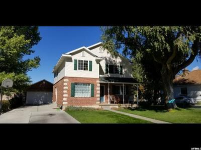 Nephi Single Family Home For Sale: 227 E 200 N