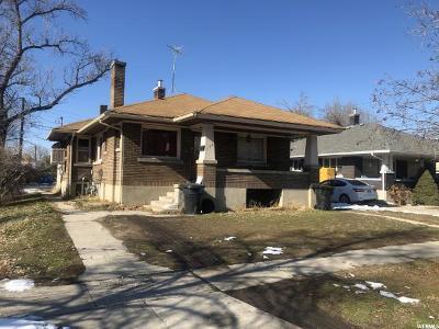 Provo Multi Family Home For Sale: 172 S 600 W