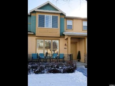 Farmington Townhouse For Sale: 885 W Waterside Dr