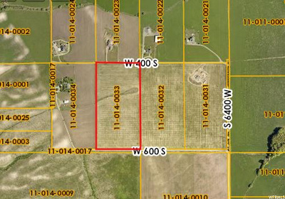 Mendon Residential Lots & Land For Sale: 6525 W 600 S