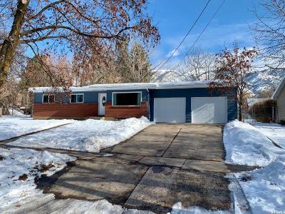 Providence Single Family Home For Sale: 48 S Main St E