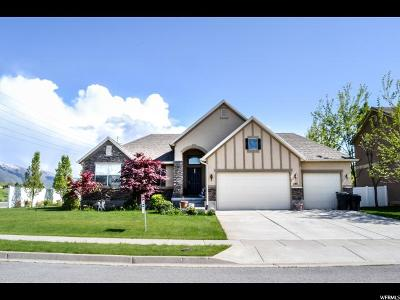 Kaysville Single Family Home Under Contract: 243 W Greenbelt Cir
