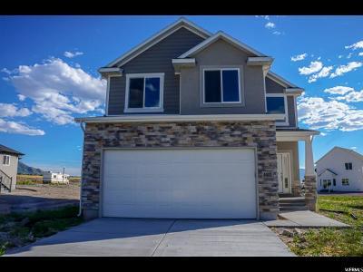 Tooele Single Family Home For Sale: 1415 N Clemente W