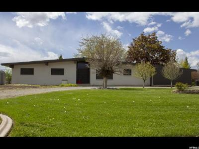 Payson Single Family Home For Sale: 642 S Main St W