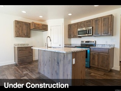 Spanish Fork Townhouse For Sale: 327 W 600 S #716