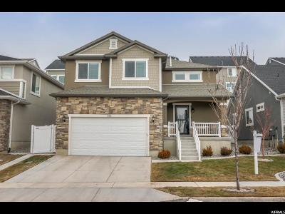 Lehi Single Family Home For Sale: 616 W 4050 N