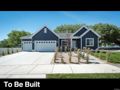 Santaquin Single Family Home For Sale: 1136 S Red Barn View Dr #40