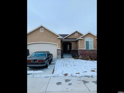 Layton Single Family Home For Sale: 2452 W Harmony Dr