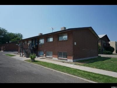 Provo Multi Family Home For Sale: 599 N 600 W