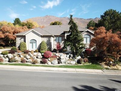 Ogden Single Family Home For Sale: 1808 Whispering Oaks Dr