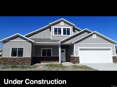 Springville Single Family Home For Sale: 267 N 750 W