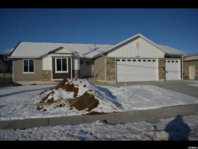 West Valley City Single Family Home For Sale: 4438 S 3600 W
