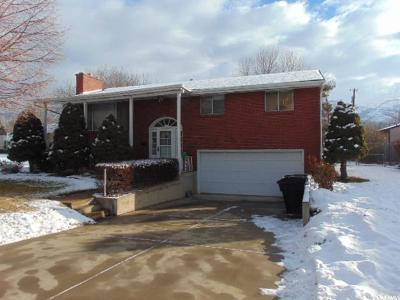 Kaysville Single Family Home For Sale: 47 S 400 W
