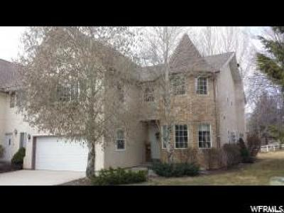 Midway Townhouse For Sale: 376 W Cottage Creek Ct #8