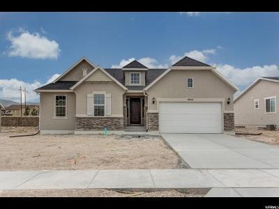 West Jordan Single Family Home For Sale: 8034 S 6910 W