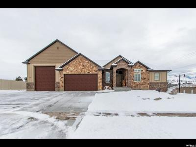 Herriman Single Family Home For Sale: 6393 W Rodeo Way