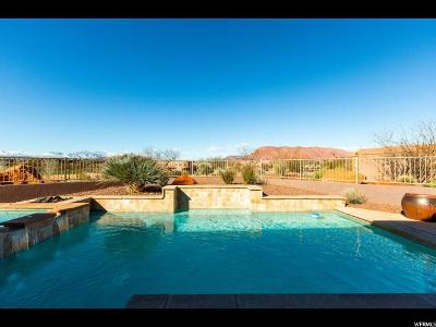 St. George Single Family Home For Sale: 2074 N Anasazi Trail