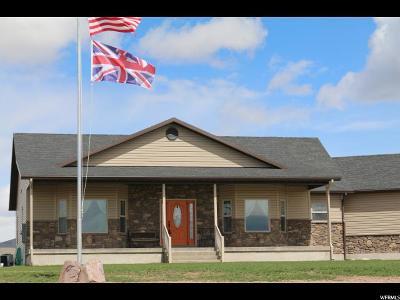 Preston Single Family Home For Sale: 1273 E Glendale Rd