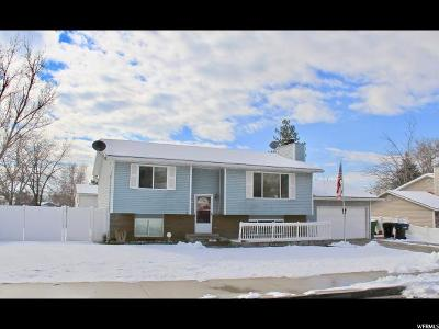 Provo Single Family Home For Sale: 2287 W 710 N
