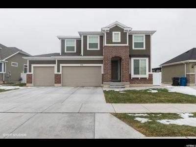 Spanish Fork Single Family Home For Sale: 1942 E 320 N
