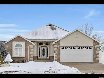 Layton Single Family Home For Sale: 581 W 2325 N