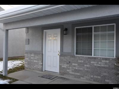 Logan Townhouse For Sale: 1644 S Talon Dr