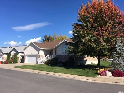 Kaysville Single Family Home For Sale: 32 Belmore Dr