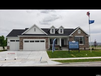Lehi Single Family Home For Sale: 2497 W 1350 N