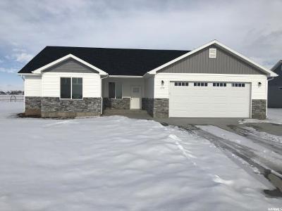 Preston Single Family Home For Sale: 173 E 1100 N
