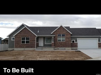 Layton Single Family Home For Sale: 3473 W 550 N