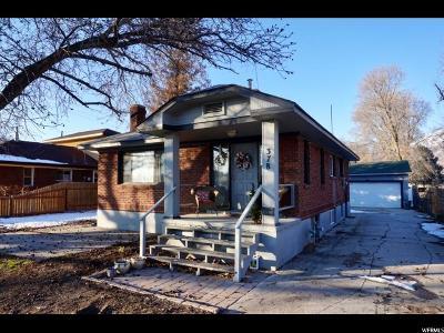 Springville Single Family Home For Sale: 378 W Center St