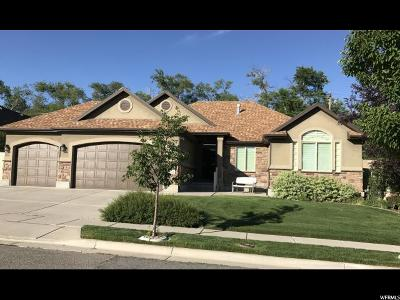 South Ogden Single Family Home For Sale: 5534 S 1425 E