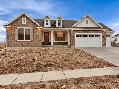 Kaysville Single Family Home Under Contract: 1120 S Arabian Cir