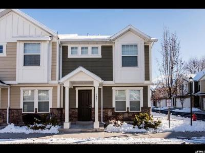 Logan Townhouse For Sale: 1021 S 270 W