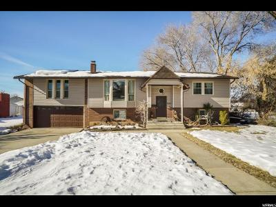 Brigham City Single Family Home For Sale: 527 N 300 W