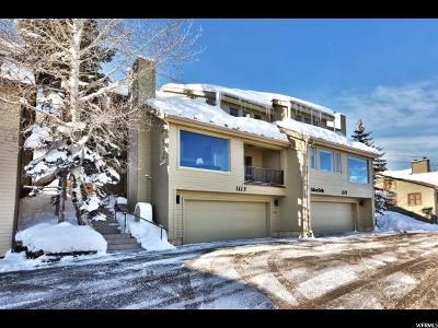 Park City Townhouse For Sale: 1115 Lowell Ave